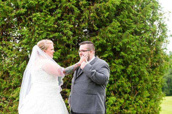 Lake Placid Wedding Photography
