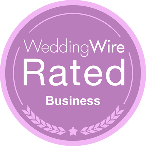 5 Star rated Wedding Wire photographer
